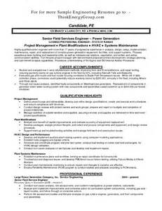 Agriculture Engineer Sle Resume by Letter Format 187 Letter Format For Change Of Company Name