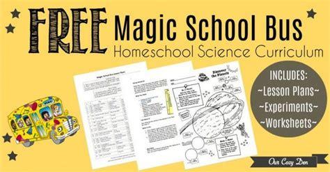 the magic school worksheets free printable magic school homeschool science curriculum with worksheets