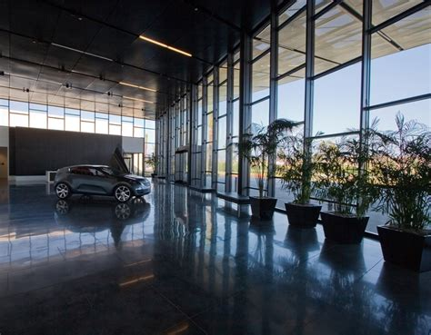 design center usa kia motors america opens the state of the art design