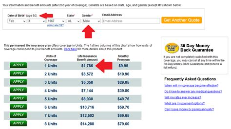 colonial penn life insurance review   prices