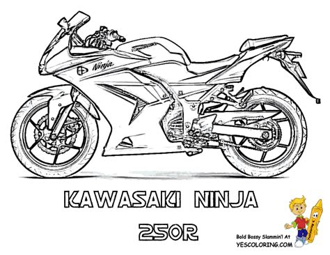 Rugged Motorcycle Coloring Book Pages Triumph Free Motorcycle Coloring Pages