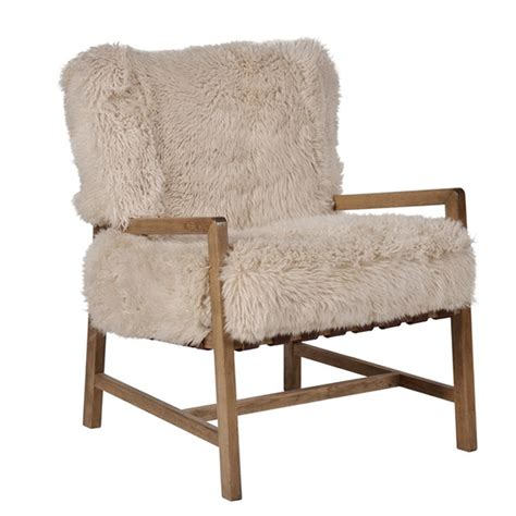 Easy Chairs For Living Room by Timothy Oulton Yeti Sheepskin Easy Chair Chairs