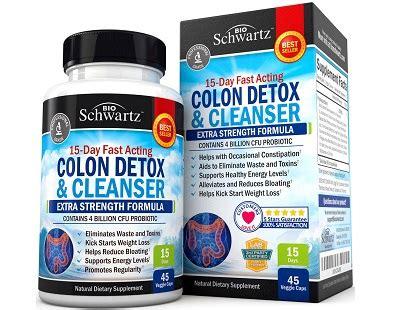 Does Jet Detox 30 Min Cleanser Work bioschwartz colon detox cleanser review does this