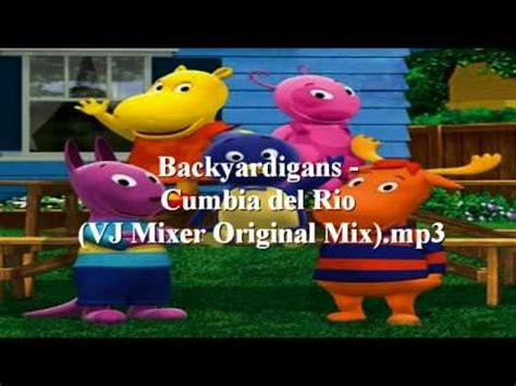 Backyardigans Remix Backyardigans Cumbia Vj Mixer Original Mix Mp3