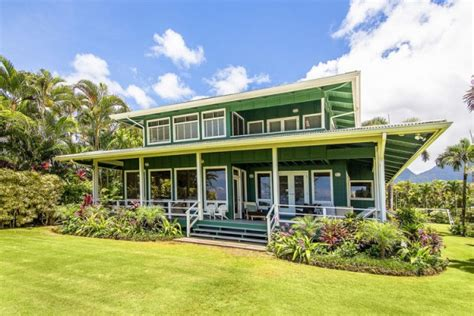 Plantation Style Homes by Distinctive Hawaii Style Living Eco Beach Chic Homes