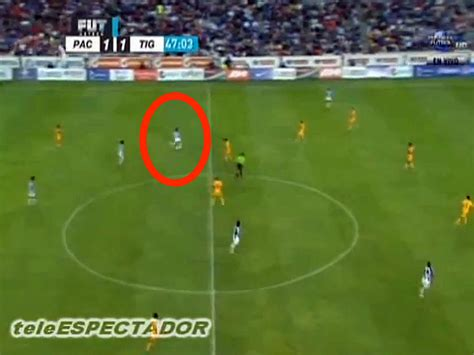 soccer result mexican soccer player scores 60 yard goal from