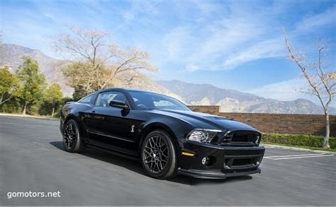 2014 ford mustang shelby gt500 review