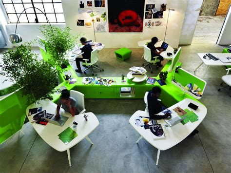 work environment layout transforming normal workspace into sustainable office