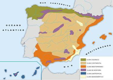 zonas climaticas de espana las conjuntos bioclim 225 ticos de espa 241 a