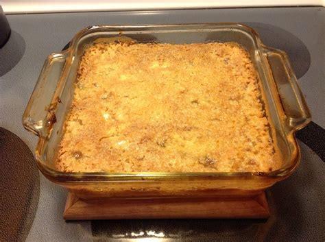 apple dapple cake recipe 13 x 9 pan easy apple crisp 2 cans apple pie filling 2 boxes jiffy