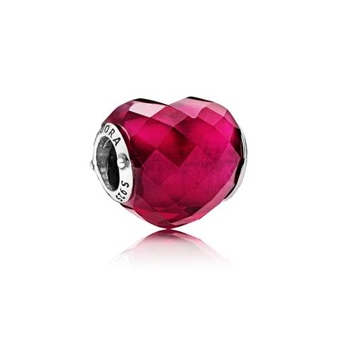 Pandora Fuchsia For Read 2 fuchsia shape of charm pandora uk pandora estore