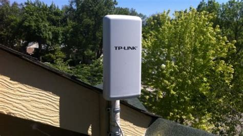 Harga Tp Link Outdoor Wireless Lan Tl Wa5210g your connection using an outdoor wireless
