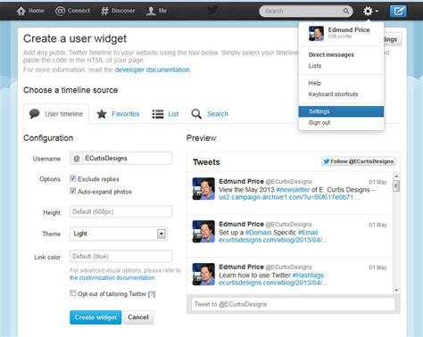 Twitter Api Layout | the new twitter api sacramento web design