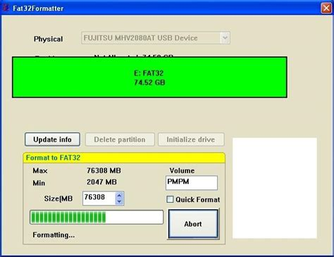 format fat32 to ntfs windows xp on the move 187 windows xp 2000 fat32 formatting limit