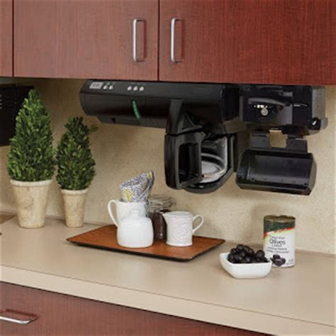 under cabinet coffee maker rv black decker space saver appliances up to 40 off my