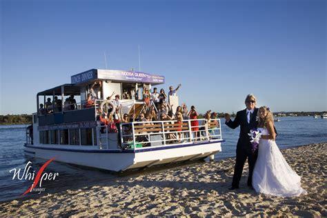 party boat sunshine coast wedding venue noosa sunshine coast wedding cruise
