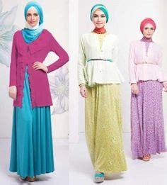 desain baju zoya gambar model baju muslim modern terbaru untuk traveling
