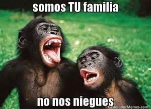 descargar imagenes de monos negros los bonitos memes de familia imagenes chistosas