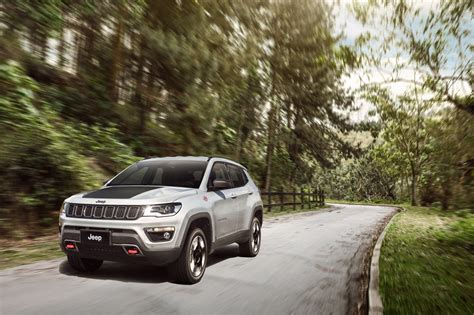 jeep compass trailhawk 2017 what we learned about the 2017 jeep compass plus 118