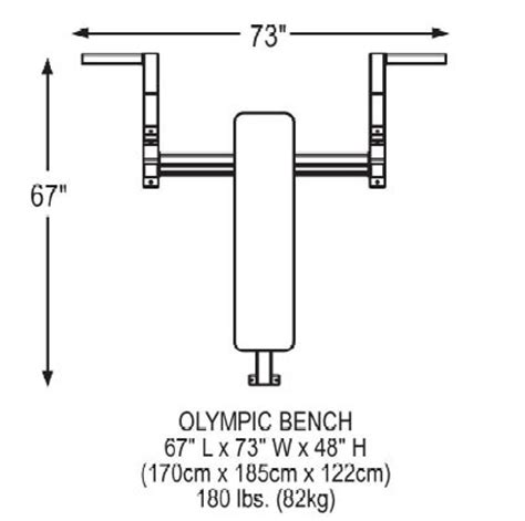 weight bench size weight bench designs plans woodideas