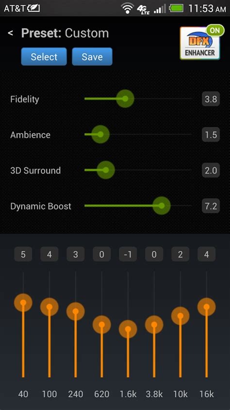sound enhancer for android dfx player enhancer pro android apps on play