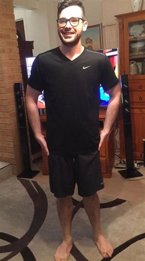 weight loss x trainer loses 60 kilos and becomes weightloss trainer