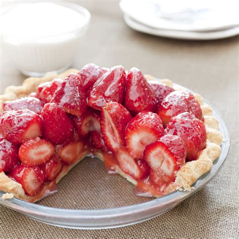 fresh strawberry pie cook s illustrated