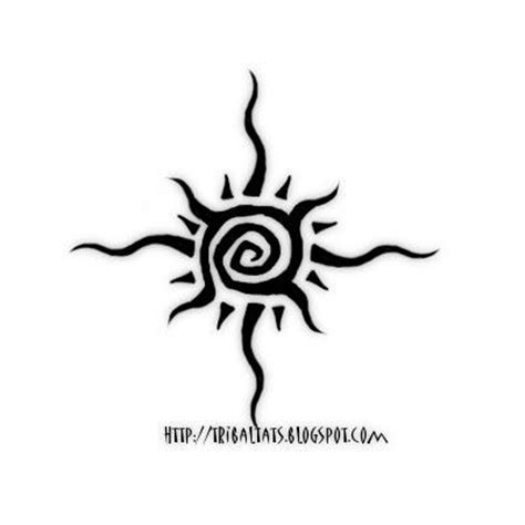 small tribal sun tattoos best 25 tribal sun tattoos ideas on tribal