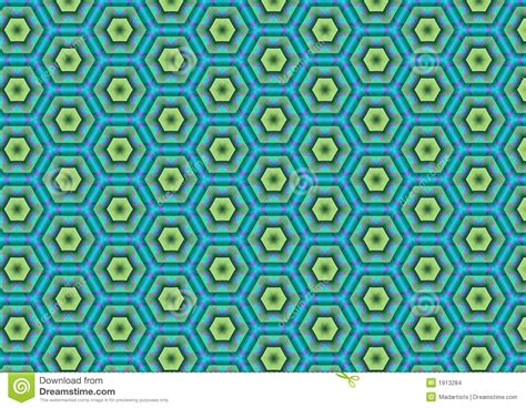 pattern blue green green blue hexagon pattern stock photo image of colours