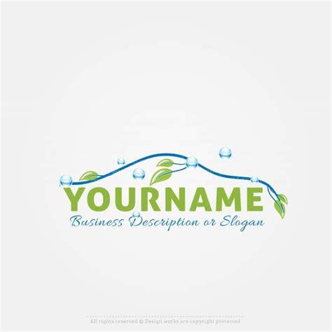 Online Logos Store Eco Car Wash Logo Create A Logo Template Ready Made Eco Car Wash Logo Auto Detailing Logo Template