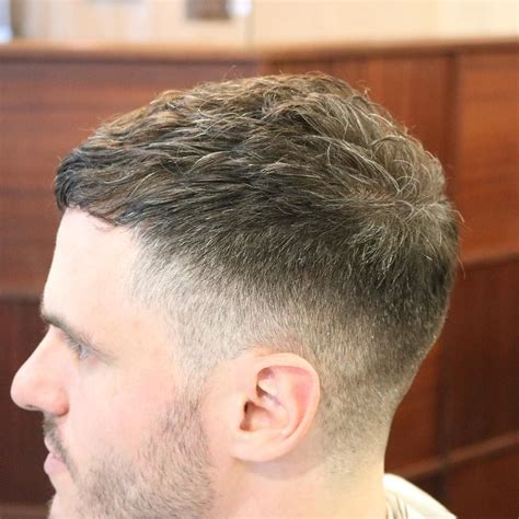 pictures of low cut hairs 20 very short haircuts for men