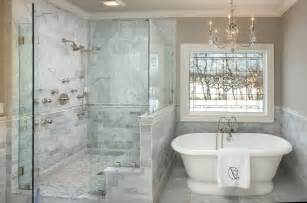 Gray Wicker Chair Houzz Bathroom Traditional With Shower Bench Frameless