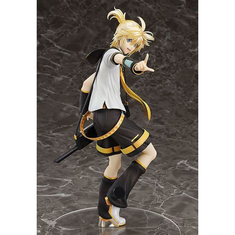 len wohnaccessoires character vocal series 02 kagamine rin and len figurine 1