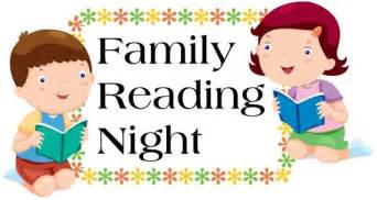 family reading night at real gc news