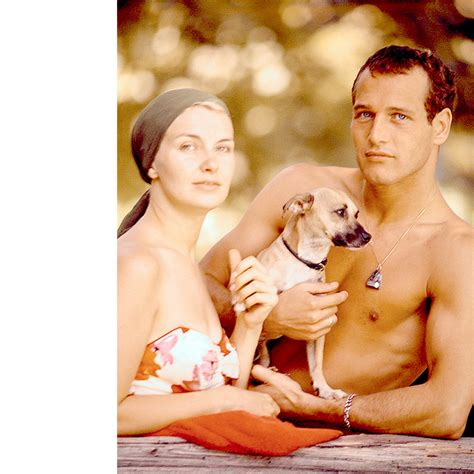 Name Style Design by Prince Spot 187 Joanne Woodward Paul Newman And The Dog