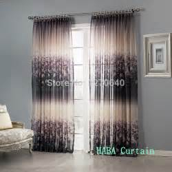 Modern curtain ideas contemporary semi sheer curtains for living room