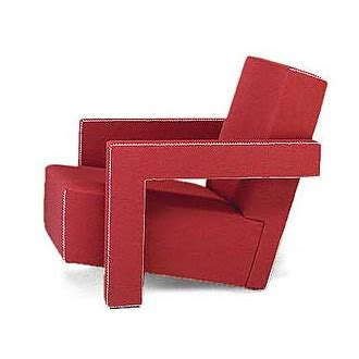 Rietveld Armchair by Gerrit T Rietveld Utrecht Sofa And Armchair