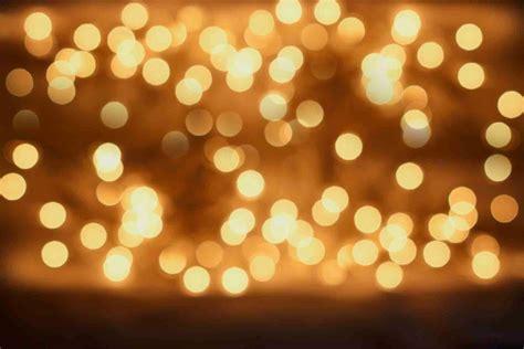 Items Similar To Bokeh Lights Photography Christmas White Lights Wallpaper