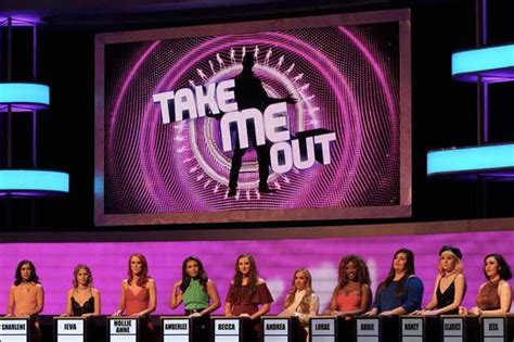 Take Me Out Mumtaz Media how do they make take me out is fernando s real what s the lift like backstage on the