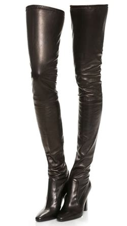 Mr Smith Boots 01 gianvito knee high boots