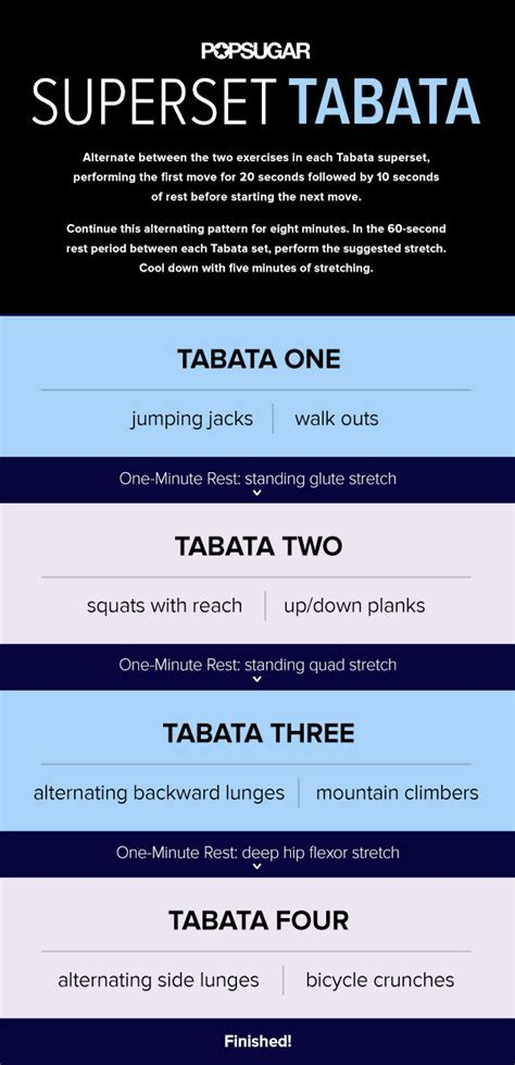 superset tabata time the do anywhere bodyweight workouts