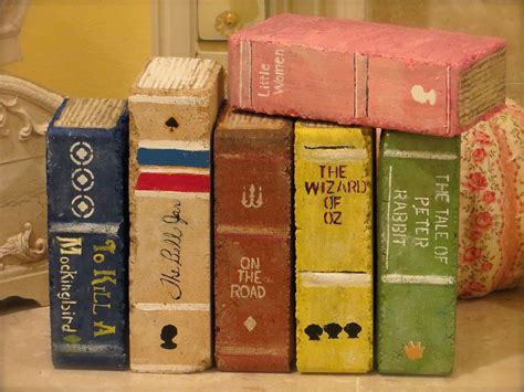 brick a novel hometalk painted brick quot books quot