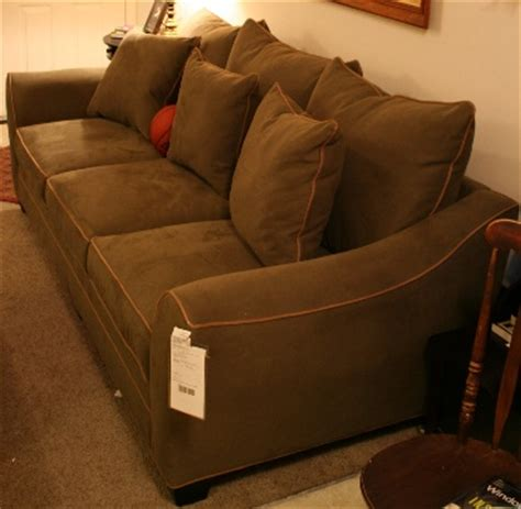 biggest couch stivers blog big couch