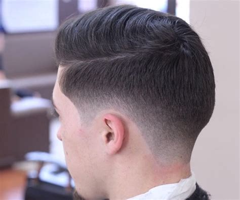low fade with long hair types of fade haircuts latest styles pictures for men