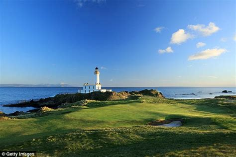 Turnberry architect martin ebert is hopeful the course can host the