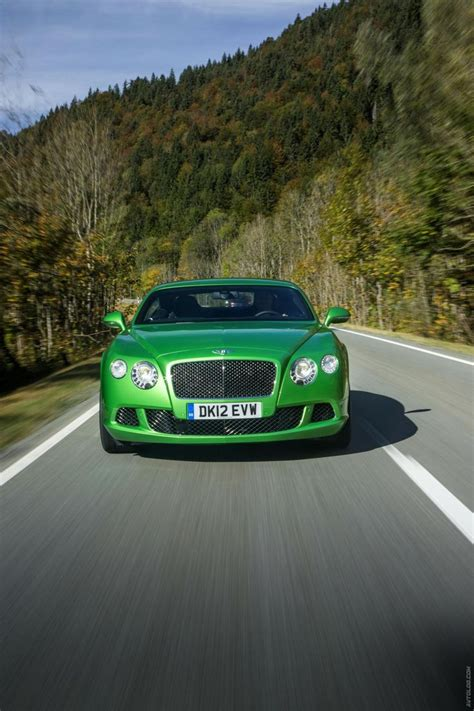 bentley green 2013 bentley continental gt speed this car is seriously