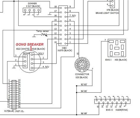 bmw e36 obc wiring diagram e free printable