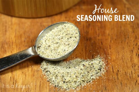 house seasoning recipe house seasoning blend it is a keeper