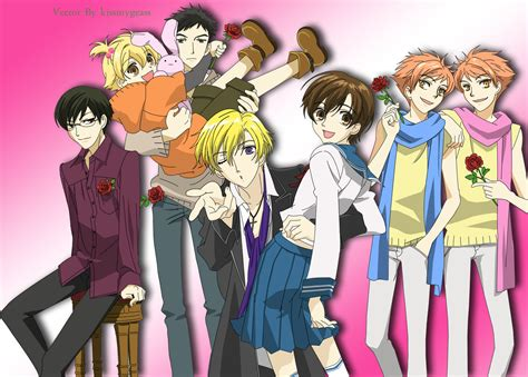 ouran highschool host club here anime only ouran highschool host club