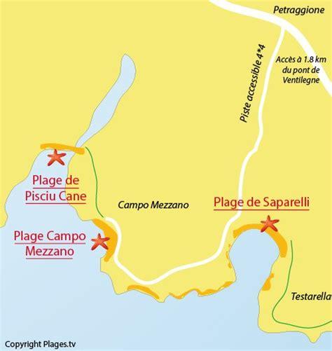 Plage Bonifacio Banc De by Plage De Pisciu Bonifacio 2a Corse Plagestv
